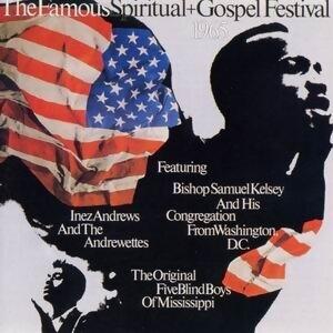 The Famous Spiritual + Gospel Festival Of 1965 歌手頭像