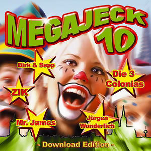 Megajeck 11 (Download Edition) 歌手頭像