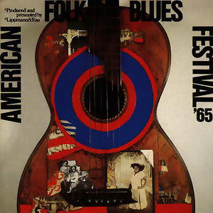American Folk Blues Festival '65 歌手頭像