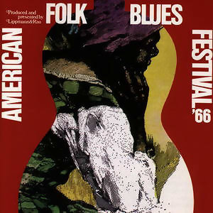 American Folk Blues Festival '66 歌手頭像