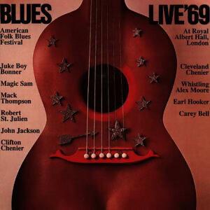 American Folk Blues Festival '69 歌手頭像