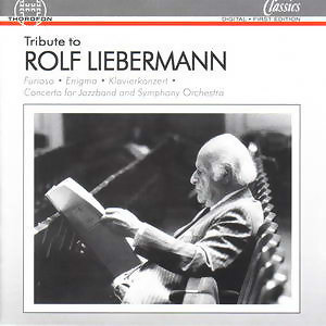 A Tribute to Rolf Liebermann 歌手頭像