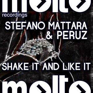 Stefano Mattara, Peruz 歌手頭像