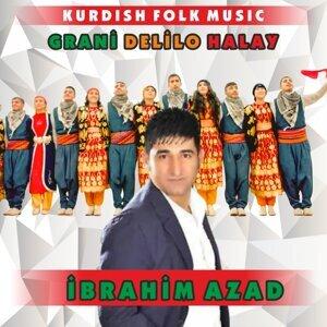 İbrahim Azad 歌手頭像
