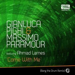 Gianluca Pighi, Massimo Paramour 歌手頭像