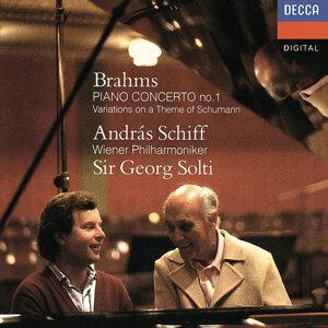 András Schiff, Wiener Philharmoniker, Sir Georg Solti 歌手頭像