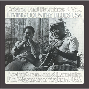 Bowling Green John Cephas & Harmonica Phil Wiggins 歌手頭像