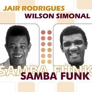 Wilson Simonal, Jair Rodrigues 歌手頭像
