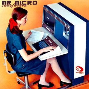 Mr Micro 歌手頭像
