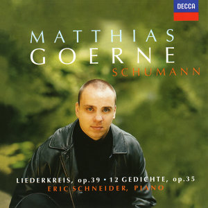 Matthias Goerne, Eric Schneider 歌手頭像