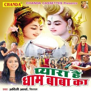 Aditi Arya, Vishal 歌手頭像