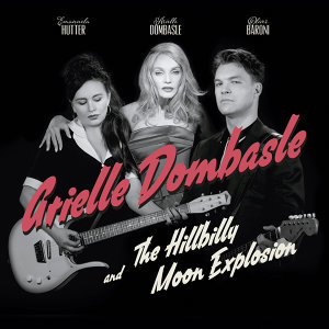 Arielle Dombasle, The Hillbilly Moon Explosion 歌手頭像