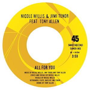 Nicole Willis, Jimi Tenor 歌手頭像