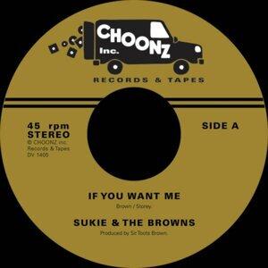 Sukie & The Browns 歌手頭像
