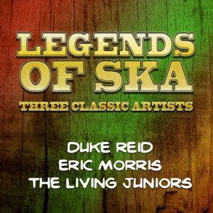 The Jiving Juniors, Duke Reid, Eric Morris 歌手頭像