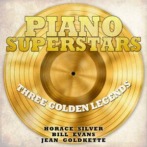 Horace Silver, Bill Evans, Jean Goldkette 歌手頭像