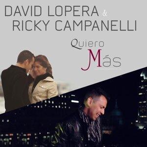 David Lopera, Ricky Campanelli 歌手頭像