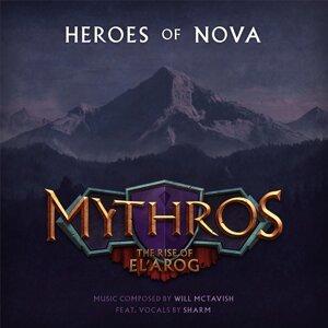 Mythros, Will McTavish, Sharm 歌手頭像