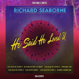 Richard Seaborne