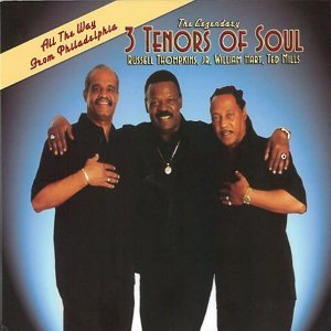 Three Tenors of Soul: Russell Thompkins Jr., Ted Mills, William Hart 歌手頭像