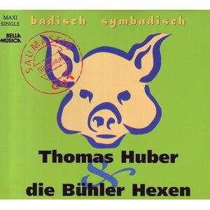 Thomas Huber & die Buhler Hexen アーティスト写真