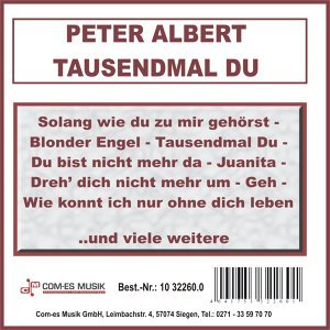 Peter Albert 歌手頭像
