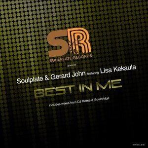 Soulplate, Gerard John 歌手頭像