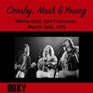 Crosby, Nash, Young 歌手頭像