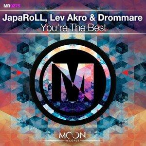 JapaRoLL, Lev Akro & Drommare 歌手頭像
