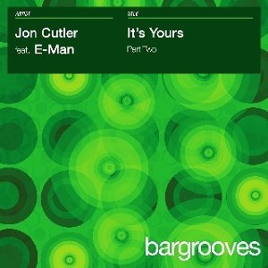 Jon Cutler featuring E-Man 歌手頭像