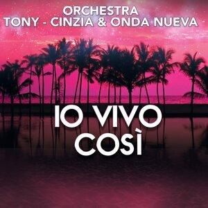 Orchestra Tony - Cinzia & Onda Nueva 歌手頭像