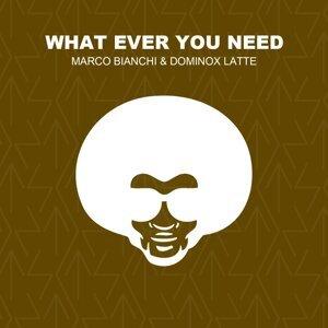 Marco Bianchi, Dominox Latte 歌手頭像