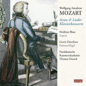 Gerrit Zitterbart, Thomas Dorsch, Norddeutsche Kammerakademie 歌手頭像