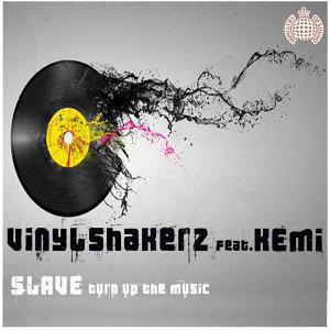 Vinylshakerz