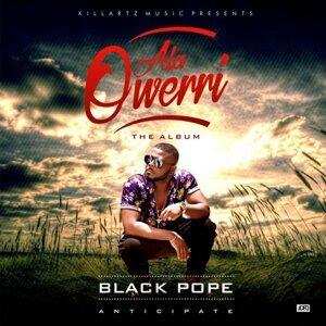 Black Pope 歌手頭像