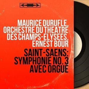 Maurice Duruflé, Orchestre du Théâtre des Champs-Élysées, Ernest Bour 歌手頭像