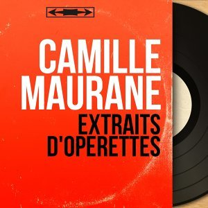 Camille Maurane 歌手頭像