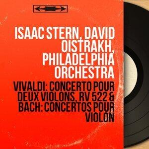 Isaac Stern, David Oistrakh, Philadelphia Orchestra 歌手頭像
