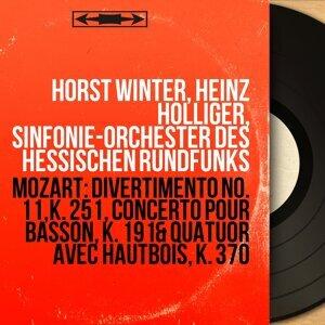 Horst Winter, Heinz Holliger, Sinfonie-Orchester des Hessischen Rundfunks 歌手頭像