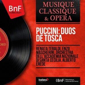 Renata Tebaldi, Enzo Mascherini, Orchestra dell'Accademia nazionale di Santa Cecilia, Alberto Erede 歌手頭像
