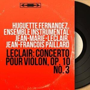 Huguette Fernandez, Ensemble instrumental Jean-Marie-Leclair, Jean-François Paillard 歌手頭像