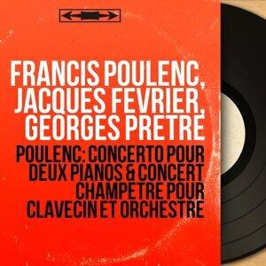 Francis Poulenc, Jacques Février, Georges Prêtre 歌手頭像