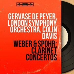 Gervase de Peyer, London Symphony Orchestra, Colin Davis 歌手頭像