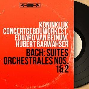 Koninklijk Concertgebouworkest, Eduard van Beinum, Hubert Barwahser 歌手頭像