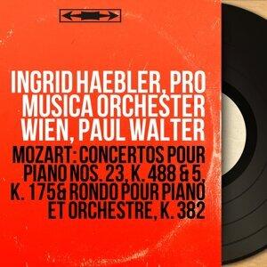 Ingrid Haebler, Pro Musica Orchester Wien, Paul Walter 歌手頭像