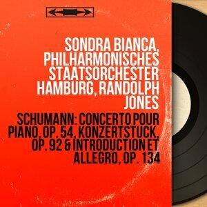 Sondra Bianca, Philharmonisches Staatsorchester Hamburg, Randolph Jones 歌手頭像