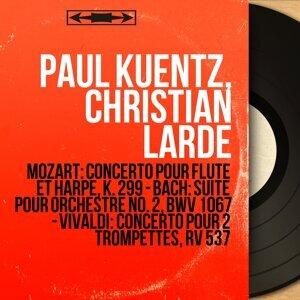 Paul Kuentz, Christian Lardé 歌手頭像