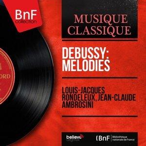 Louis-Jacques Rondeleux, Jean-Claude Ambrosini 歌手頭像