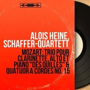 Alois Heine, Schäffer-Quartett 歌手頭像