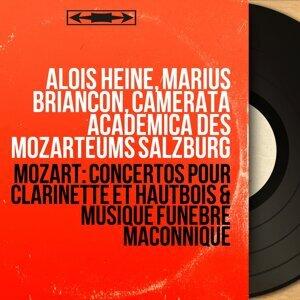 Alois Heine, Marius Briançon, Camerata Academica des Mozarteums Salzburg 歌手頭像